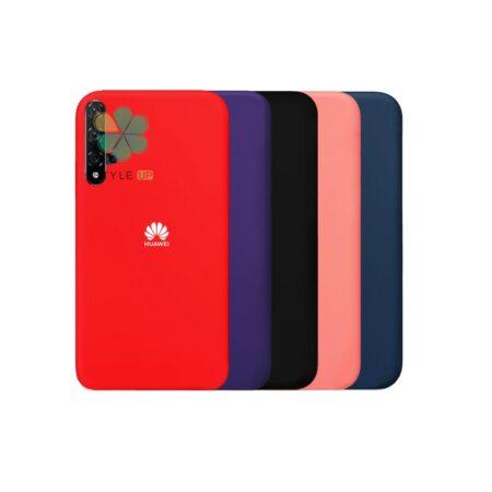 خرید کاور سیلیکونی اصل گوشی هواوی Huawei Nova 5T