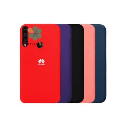 خرید کاور سیلیکونی اصل گوشی هواوی Huawei Y6p