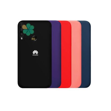 خرید کاور سیلیکونی اصل گوشی هواوی Huawei Y7p
