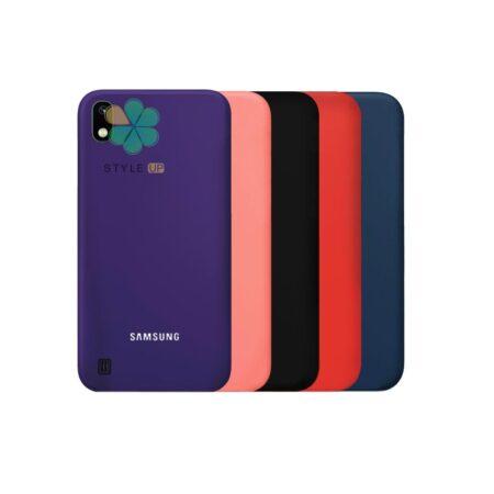 خرید کاور سیلیکونی اصل گوشی سامسونگ Samsung Galaxy A10