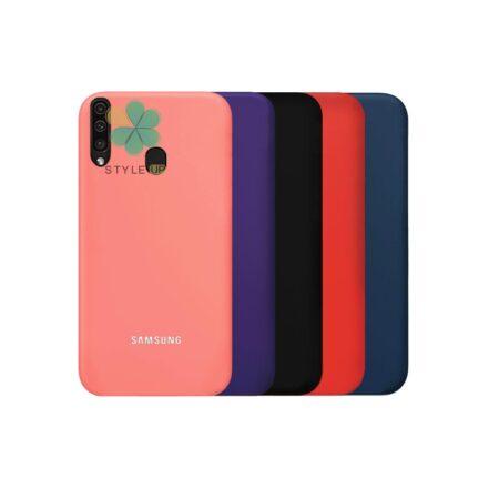 خرید کاور سیلیکونی اصل گوشی سامسونگ Samsung Galaxy A20s