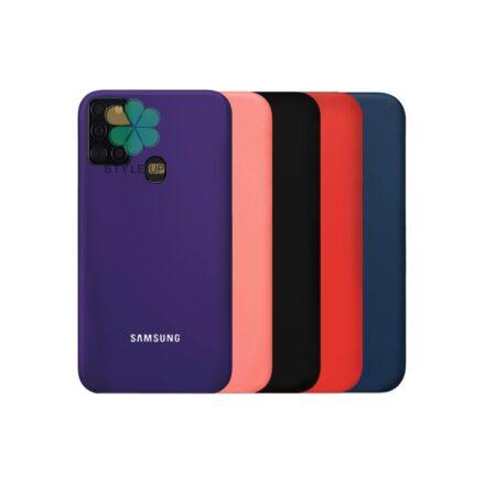 خرید کاور سیلیکونی اصل گوشی سامسونگ Samsung Galaxy A21s