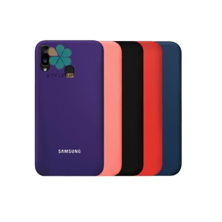 خرید کاور سیلیکونی اصل گوشی سامسونگ Samsung Galaxy A30