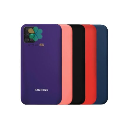خرید کاور سیلیکونی اصل گوشی سامسونگ Samsung Galaxy A51 5G