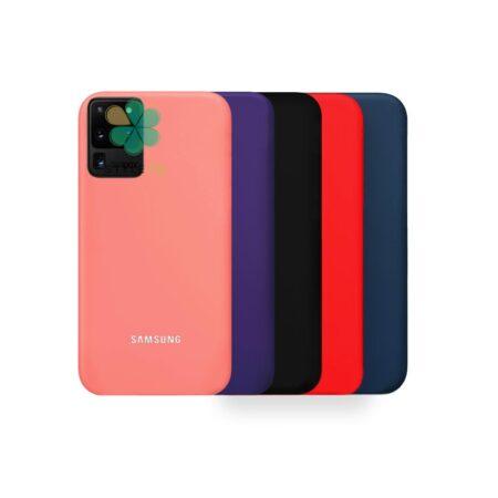 خرید کاور سیلیکونی اصل سامسونگ Samsung Galaxy S20 Ultra