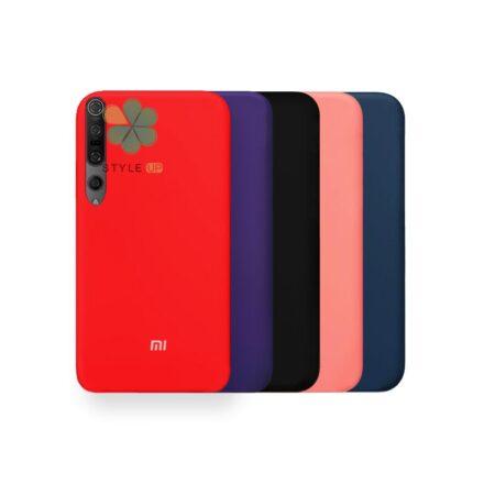 خرید کاور سیلیکونی اصل گوشی شیائومی Xiaomi Mi 10 5G