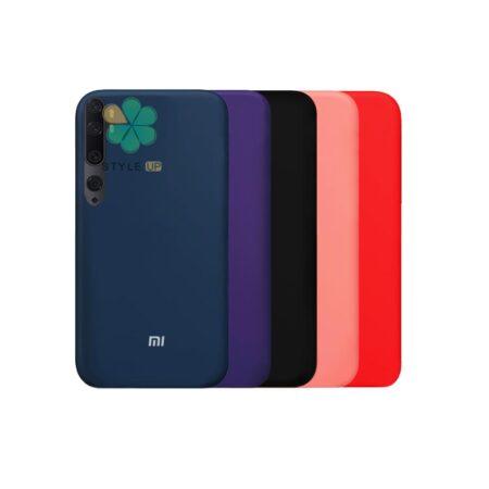 خرید کاور سیلیکونی اصل گوشی شیائومی Xiaomi Mi Note 10 Pro