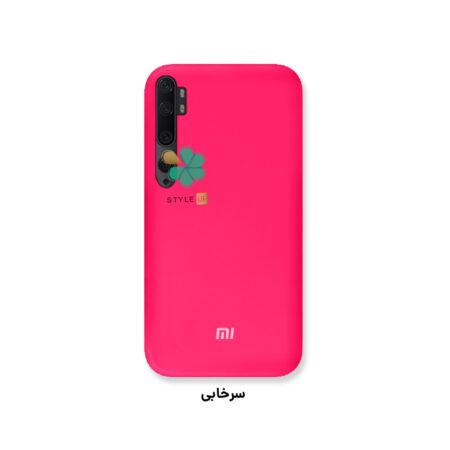 خرید کاور سیلیکونی اصل گوشی شیائومی Xiaomi Mi Note 10