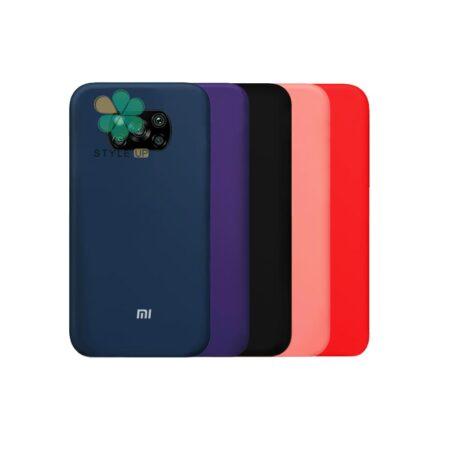 خرید کاور سیلیکونی اصل گوشی شیائومی Xiaomi Poco X3