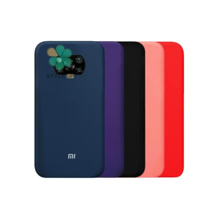 خرید کاور سیلیکونی اصل گوشی شیائومی Xiaomi Poco X3 Pro