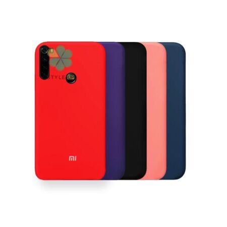 خرید کاور سیلیکونی اصل گوشی شیائومی Xiaomi Redmi Note 8T