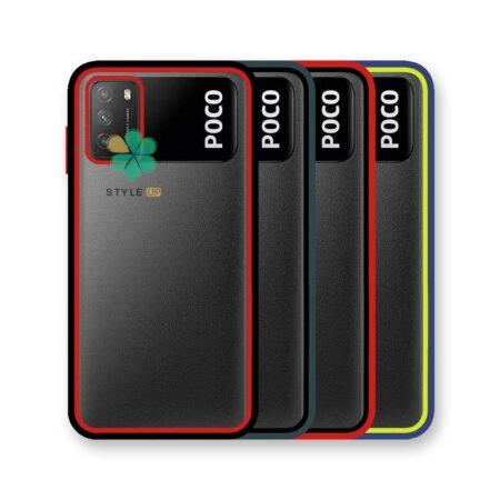 خرید قاب پشت شفاف گوشی شیائومی Xiaomi Poco M3 مدل Otterbox