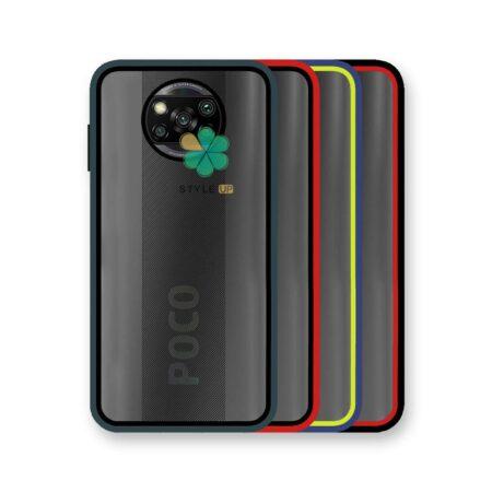 خرید قاب پشت شفاف گوشی شیائومی Xiaomi Poco X3 مدل Otterbox