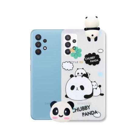 خرید قاب فانتزی گوشی سامسونگ Samsung Galaxy A32 5G مدل Panda