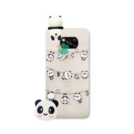 خرید قاب فانتزی گوشی شیائومی Xiaomi Poco X3 مدل Panda