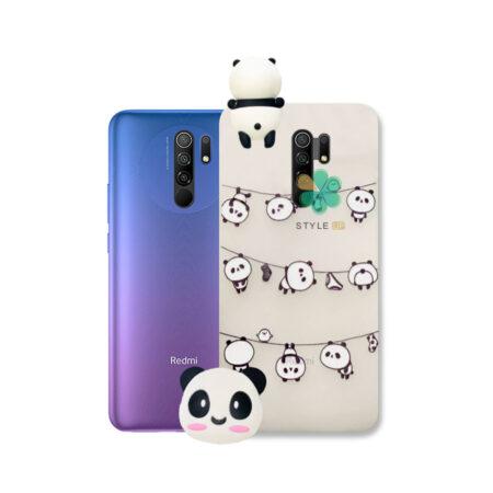 خرید قاب فانتزی گوشی شیائومی Xiaomi Redmi 9 Prime مدل Panda