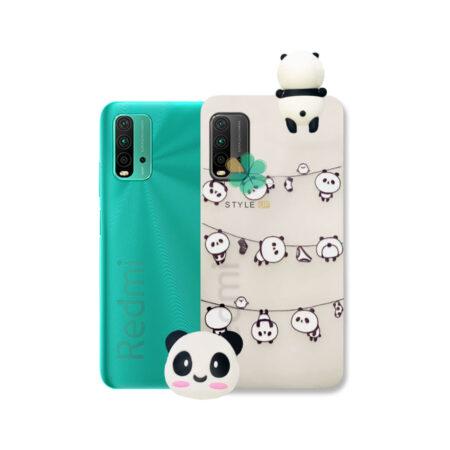 خرید قاب فانتزی گوشی شیائومی Xiaomi Redmi 9T مدل Panda