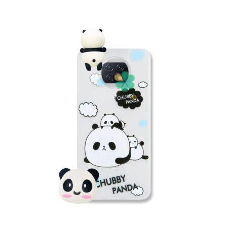 خرید قاب فانتزی گوشی شیائومی Xiaomi Redmi Note 9T 5G مدل Panda