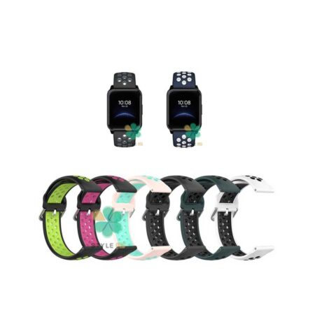 خرید بند ساعت ریلمی واچ Realme Watch 2 مدل نایکی سگکی