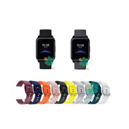 خرید بند ساعت ریلمی واچ Realme Watch 2 مدل سیلیکونی نرم