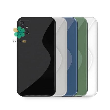 خرید کاور محافظ ژله ای گوشی سامسونگ Galaxy A71 مدل S-Shaped
