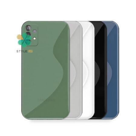 خرید کاور محافظ ژله ای گوشی سامسونگ Galaxy A72 مدل S-Shaped