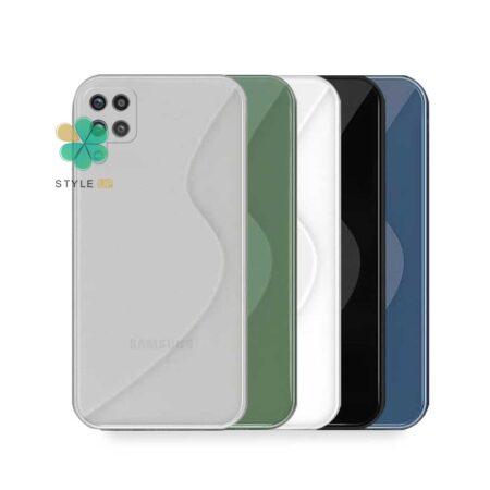 خرید کاور محافظ ژله ای گوشی سامسونگ Galaxy M42 5G مدل S-Shaped