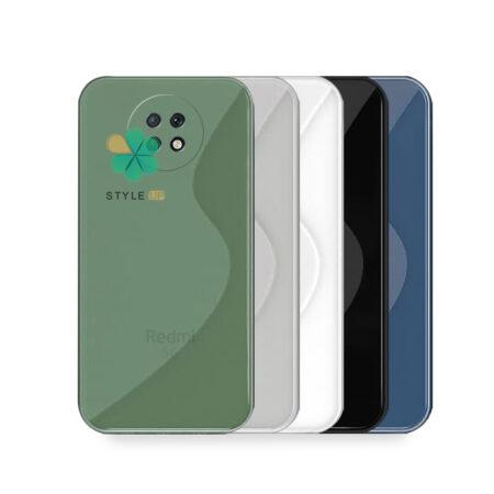 خرید کاور محافظ ژله ای گوشی شیائومی Redmi Note 9T 5G مدل S-Shaped