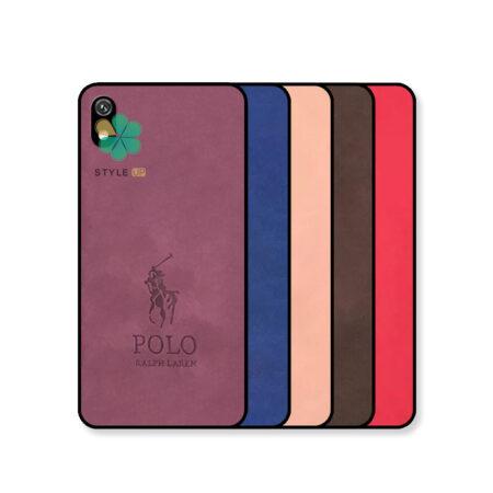 خرید قاب گوشی سامسونگ Galaxy A01 Core پارچه ای طرح پولو