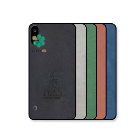 خرید قاب گوشی سامسونگ Samsung Galaxy A01 پارچه ای طرح پولو