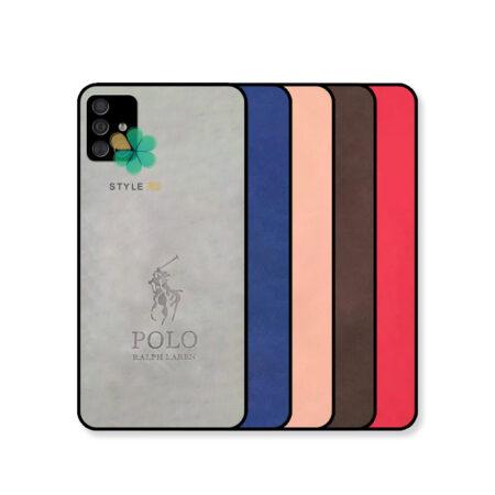 خرید قاب گوشی سامسونگ Samsung Galaxy A71 پارچه ای طرح پولو