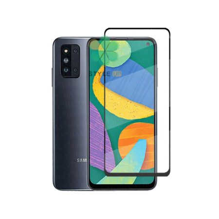 خرید گلس گوشی سامسونگ Samsung Galaxy F52 5G مدل تمام صفحه