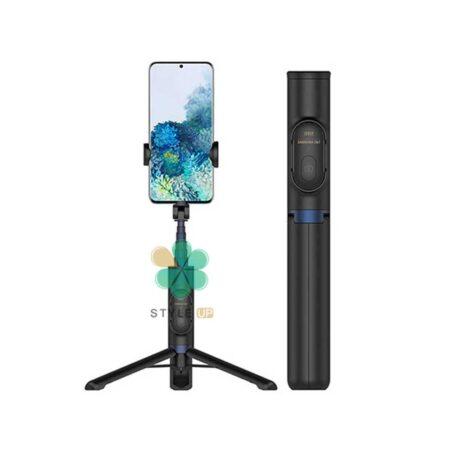 خرید سه پایه و مونوپاد بلوتوث دار سامسونگ Samsung Tripod Selfie Stick P007