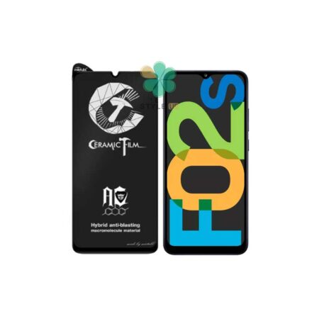 خرید گلس سرامیکی مات گوشی سامسونگ Samsung Galaxy F02s برند Mietubl