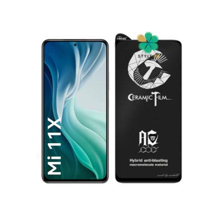 خرید گلس سرامیکی مات گوشی شیائومی Xiaomi Mi 11X برند Mietubl