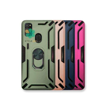 خرید قاب گوشی سامسونگ Samsung Galaxy M21 مدل قلاب دار