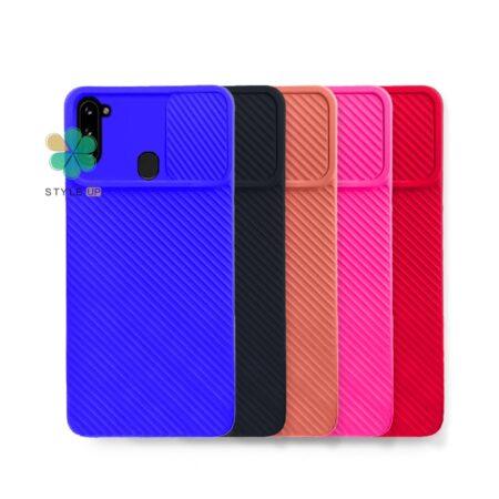 خرید قاب گوشی سامسونگ Samsung Galaxy M11 مدل کمشیلد سیلیکونی