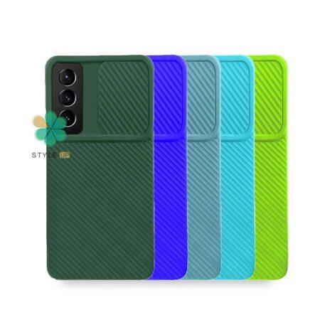 خرید قاب گوشی سامسونگ Samsung Galaxy S21 5G مدل کمشیلد سیلیکونی