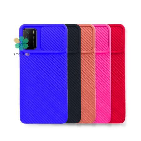 خرید قاب گوشی شیائومی Xiaomi Poco M3 مدل کمشیلد سیلیکونی