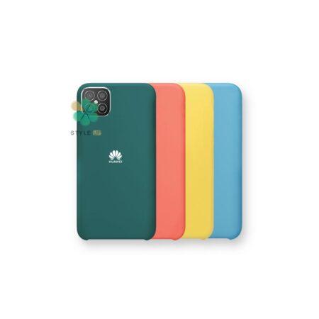 خرید قاب گوشی هواوی Huawei Honor Play 5 5G مدل سیلیکونی