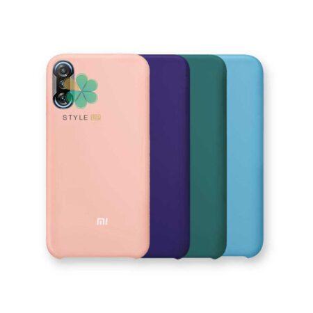 خرید قاب گوشی شیائومی Xiaomi Redmi K40 Gaming مدل سیلیکونی