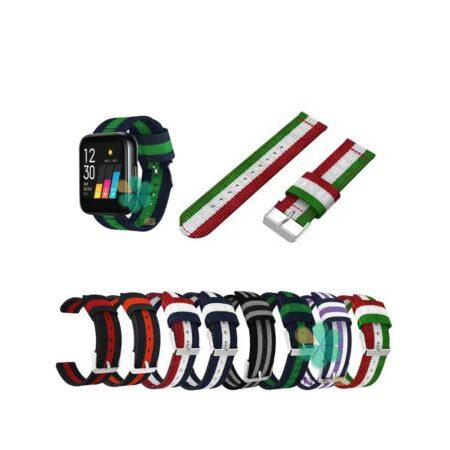 خرید بند ساعت هوشمند ریلمی واچ Realme Watch مدل نایلونی