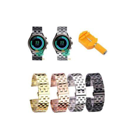 خرید بند ساعت هوشمند فسیل اسپرت Fossil Sport استیل 5Bead