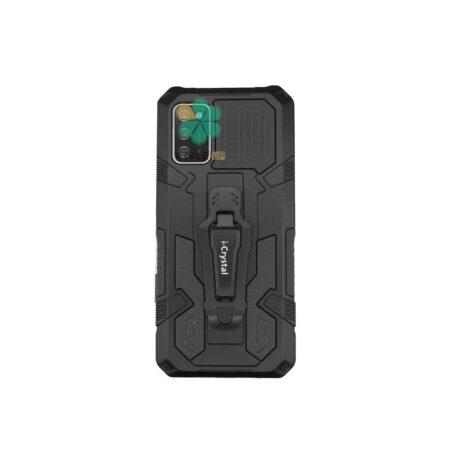 خرید قاب گوشی سامسونگ Samsung Galaxy F02s مدل Super Defender