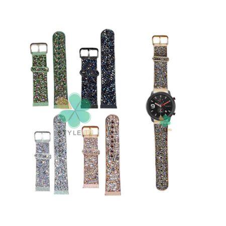 خرید بند اکلیلی ساعت شیائومی Xiaomi Amazfit GTR Lite طرح سواروسکی