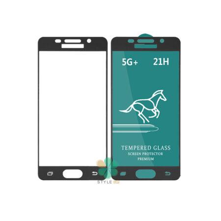 خرید گلس فول 5G+ گوشی سامسونگ Galaxy A7 2016 برند Swift Horse