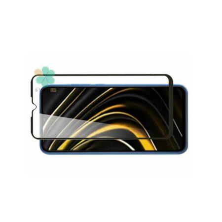 خرید گلس فول 5G+ گوشی شیائومی Xiaomi Poco M3 برند Swift Horse