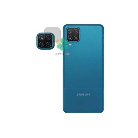 خرید محافظ گلس لنز دوربین گوشی سامسونگ Samsung Galaxy A12