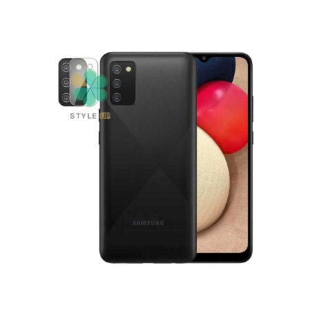 خرید محافظ گلس لنز دوربین گوشی سامسونگ Samsung Galaxy F02s