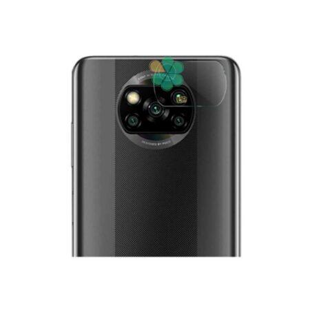 خرید محافظ گلس لنز دوربین گوشی شیائومی Xiaomi Poco X3 Pro